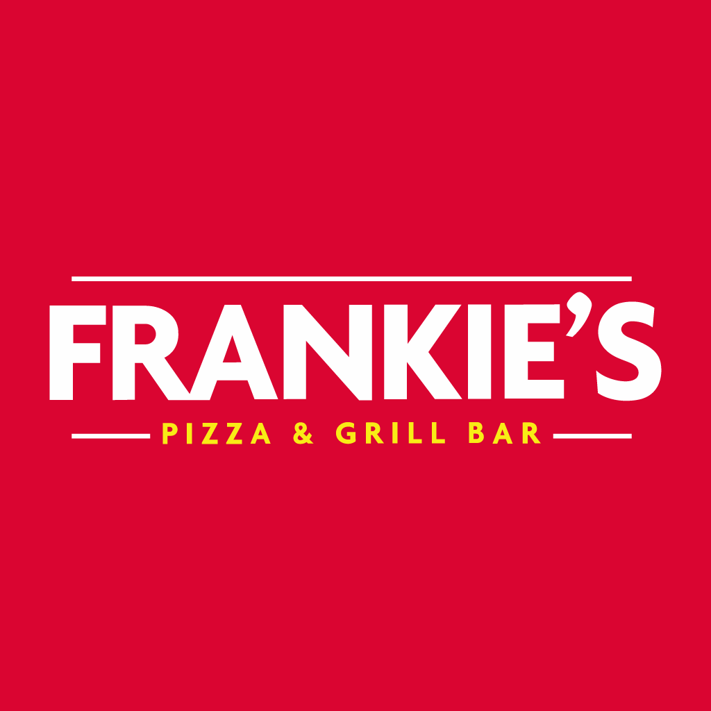 Frankies Pizza & Grill Bar Online Takeaway Menu Logo