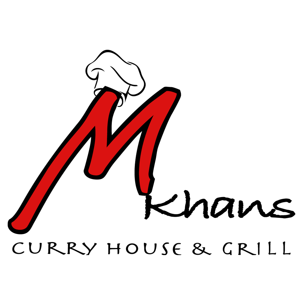 M Khans Curry House & Grill Online Takeaway Menu Logo