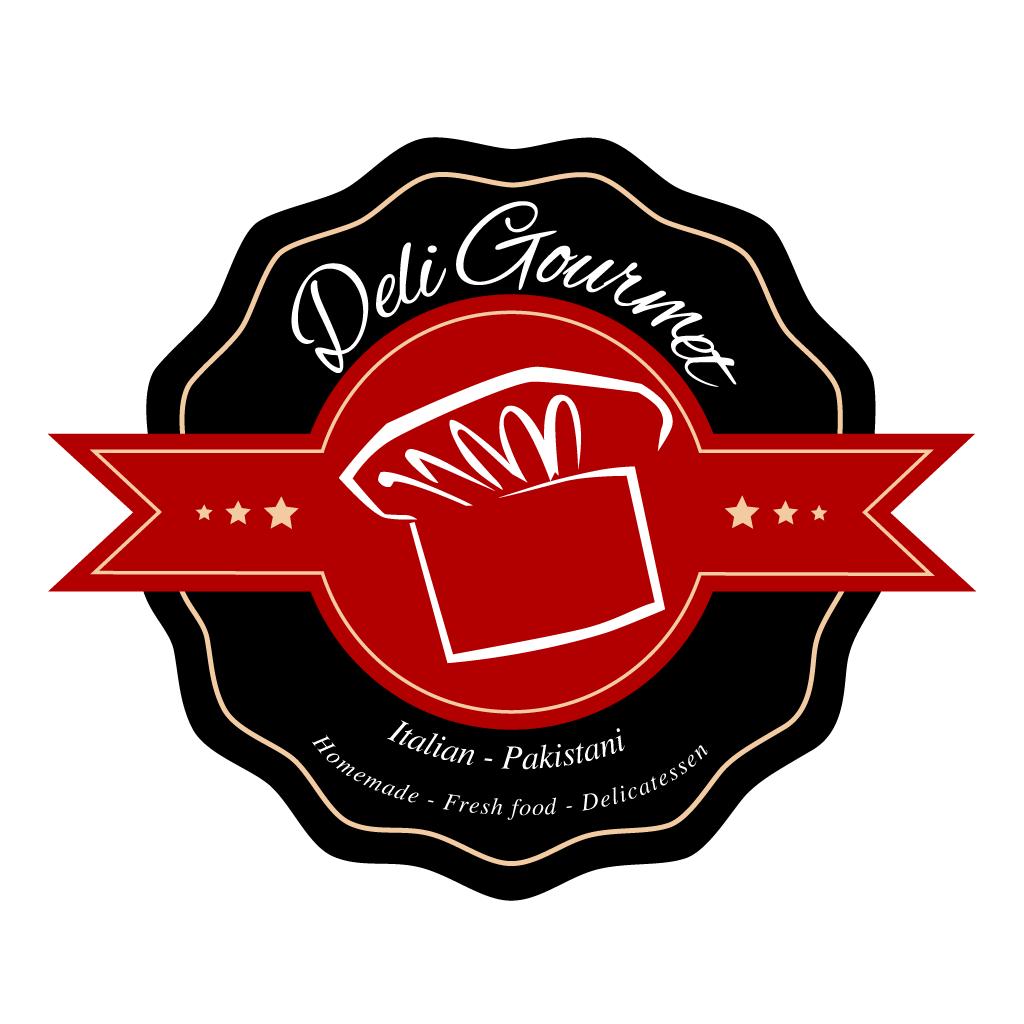 Deli Gourmet Online Takeaway Menu Logo