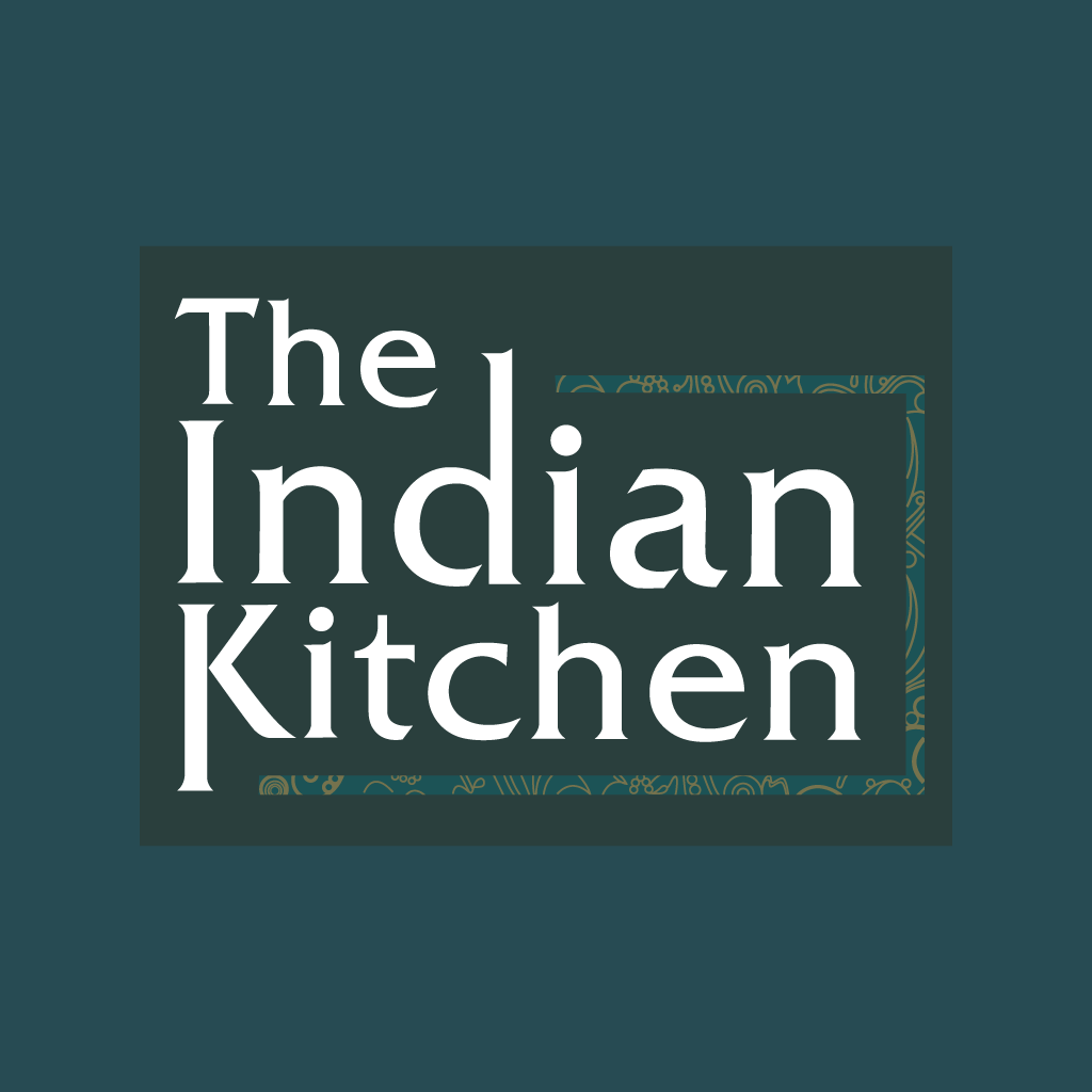 The Indian Kitchen Online Takeaway Menu Logo