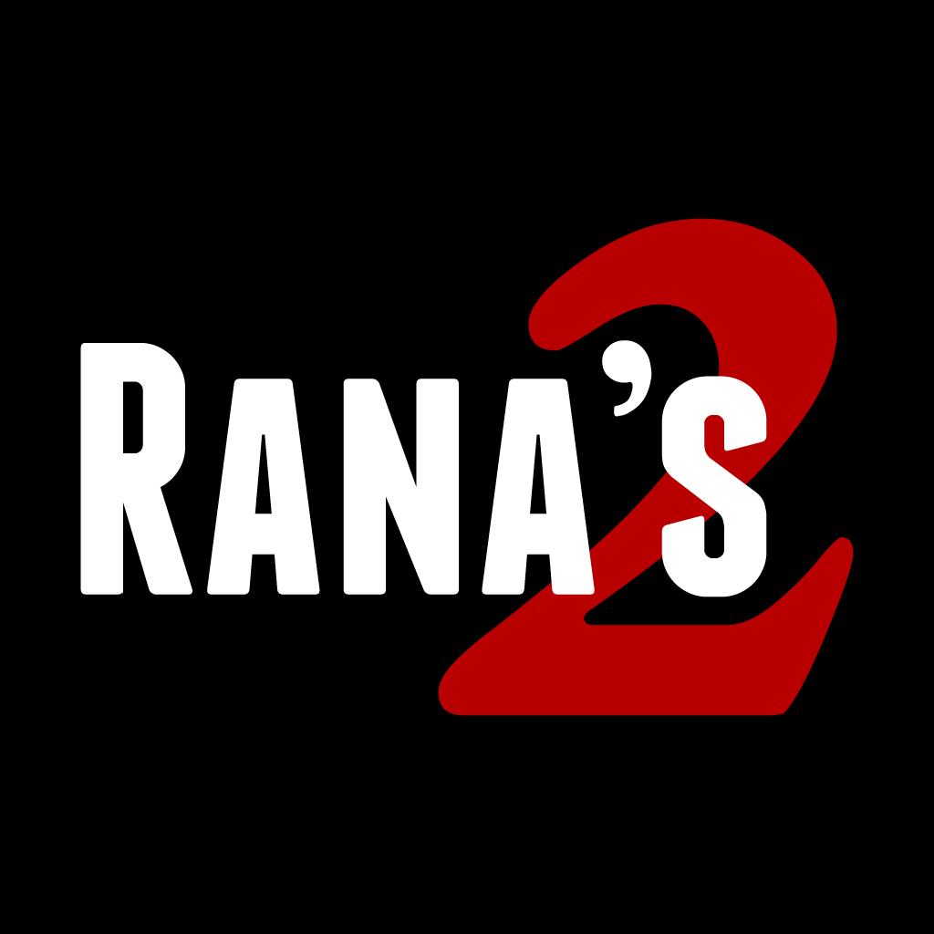 Ranas 2 Online Takeaway Menu Logo