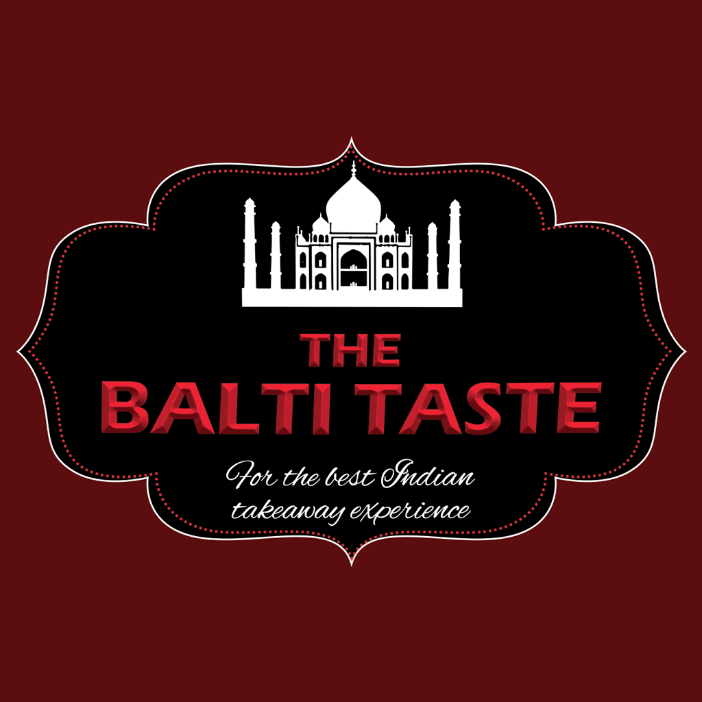 The Balti Taste Online Takeaway Menu Logo