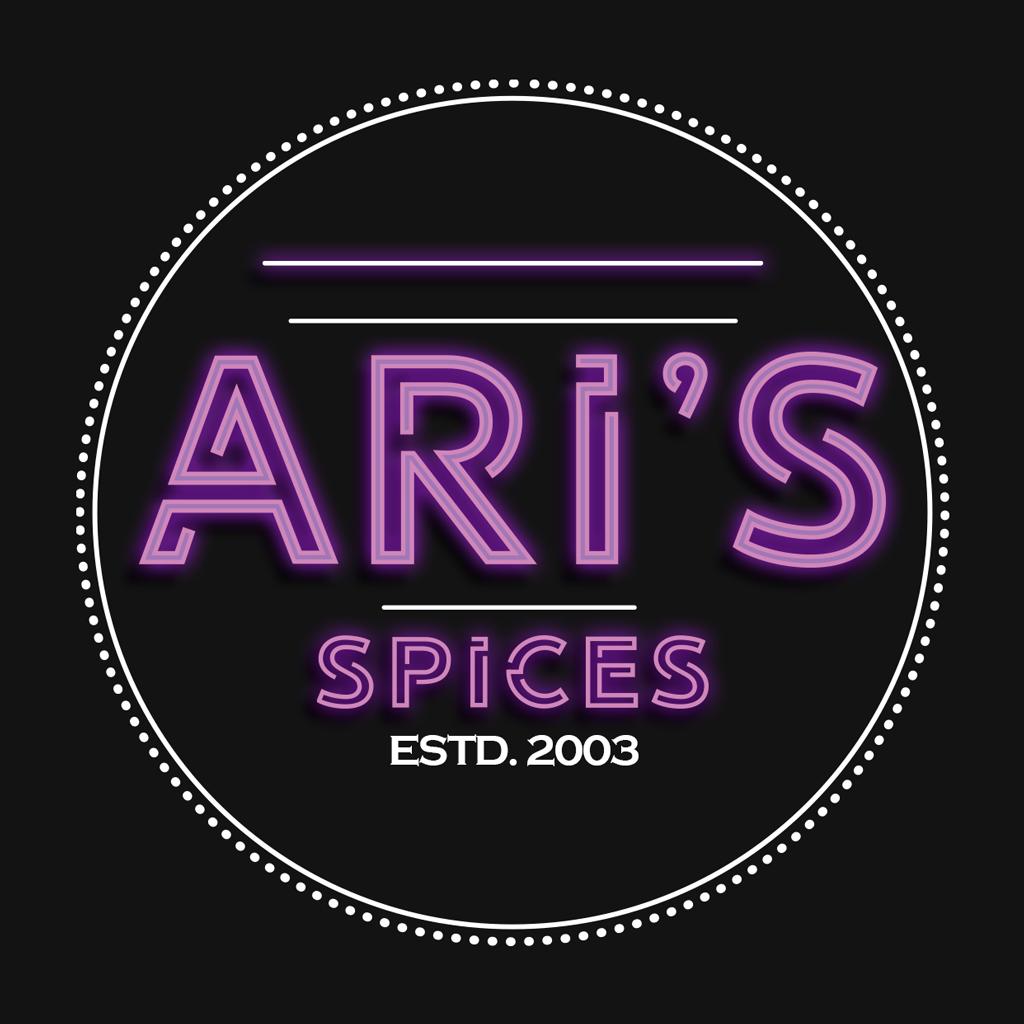 Ari's spices Online Takeaway Menu Logo