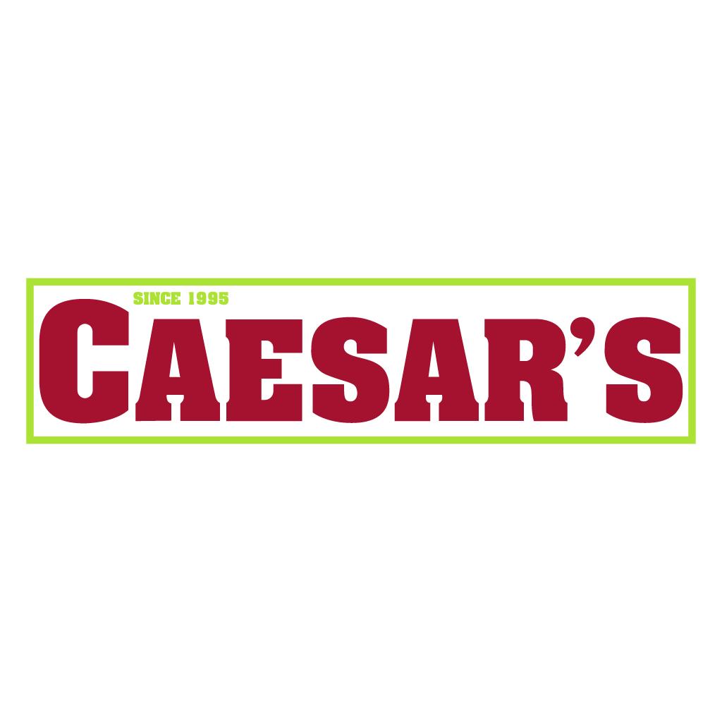 Caesars Pizza & Kebab Online Takeaway Menu Logo