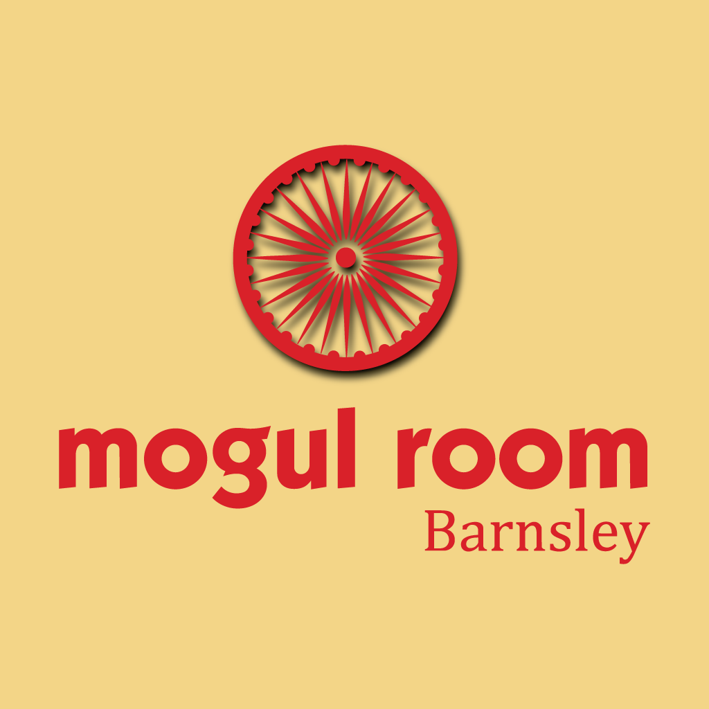 Mogul Room Online Takeaway Menu Logo