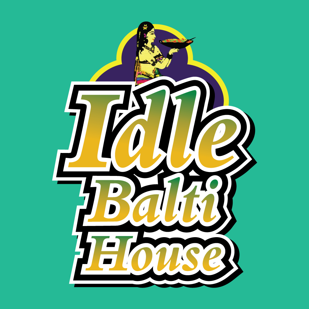 Idle Balti House Online Takeaway Menu Logo