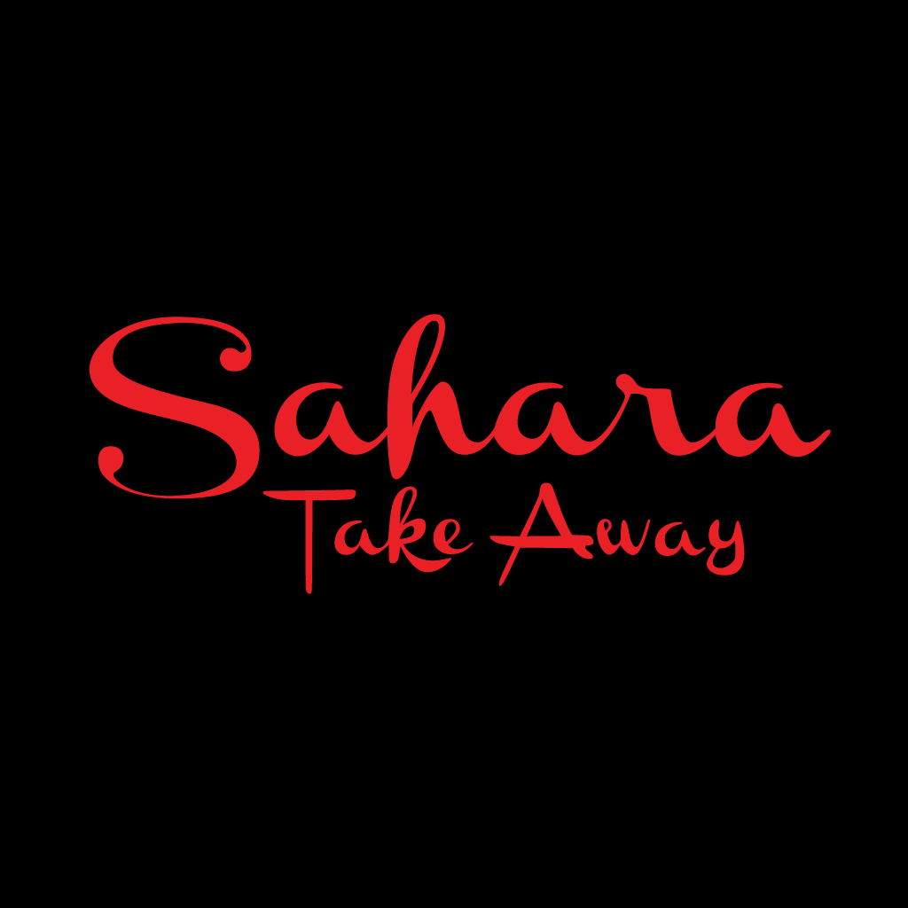 Sahara Online Takeaway Menu Logo