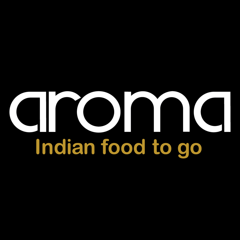 Aroma Indian Food To Go Online Takeaway Menu Logo