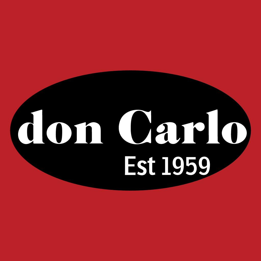 Don Carlo Online Takeaway Menu Logo