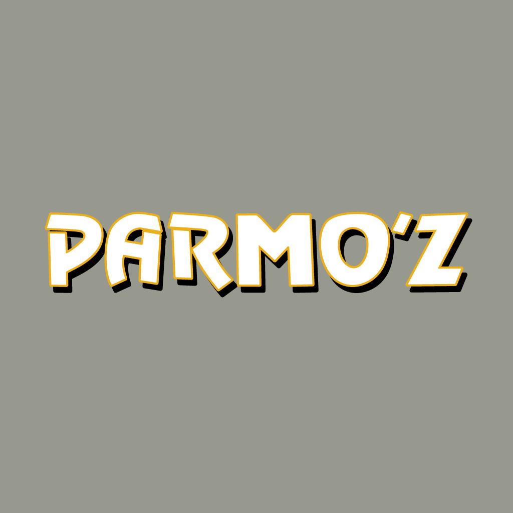 Parmo'z Online Takeaway Menu Logo
