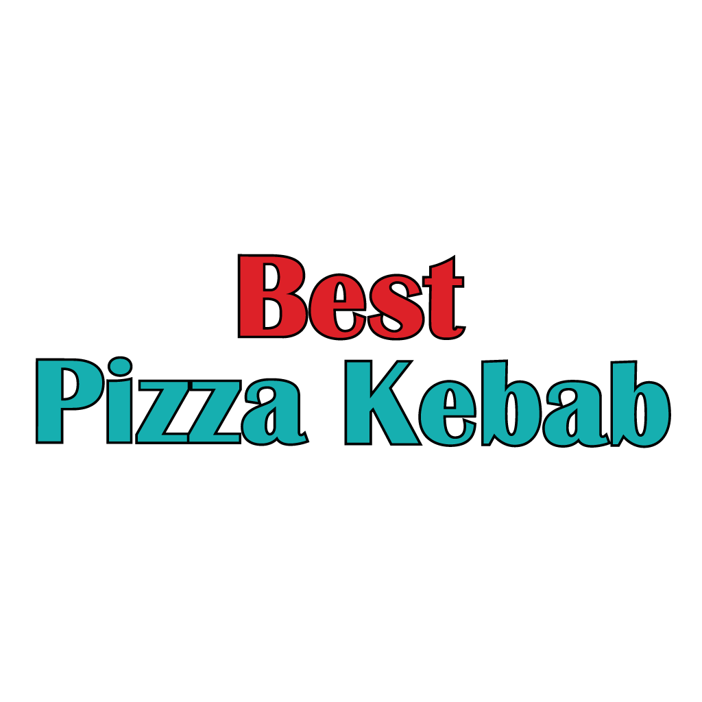 Best Pizza Kebab Online Takeaway Menu Logo