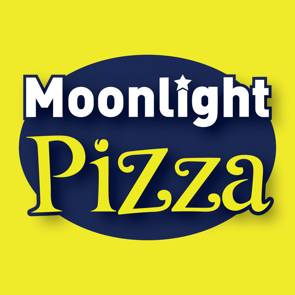 Moonlight Pizza Online Takeaway Menu Logo