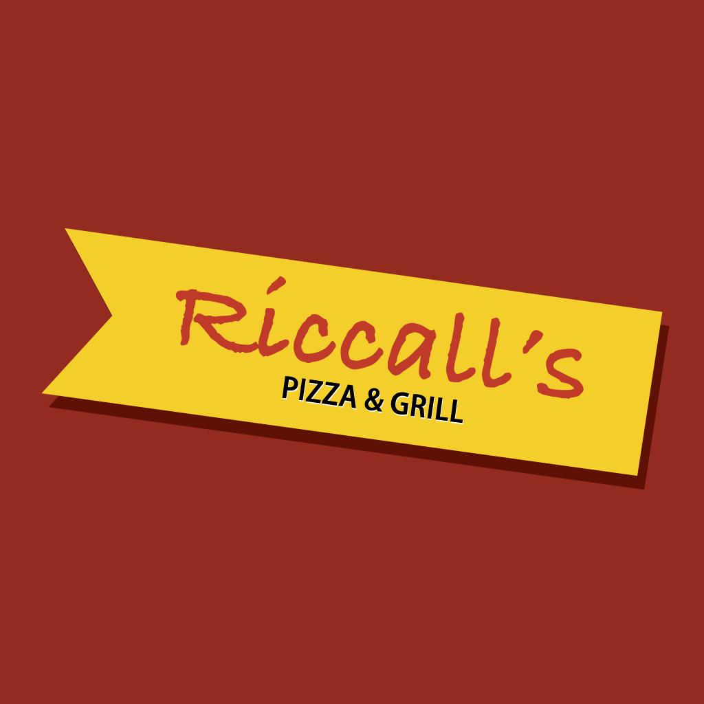 Riccalls Pizza & Grill Online Takeaway Menu Logo