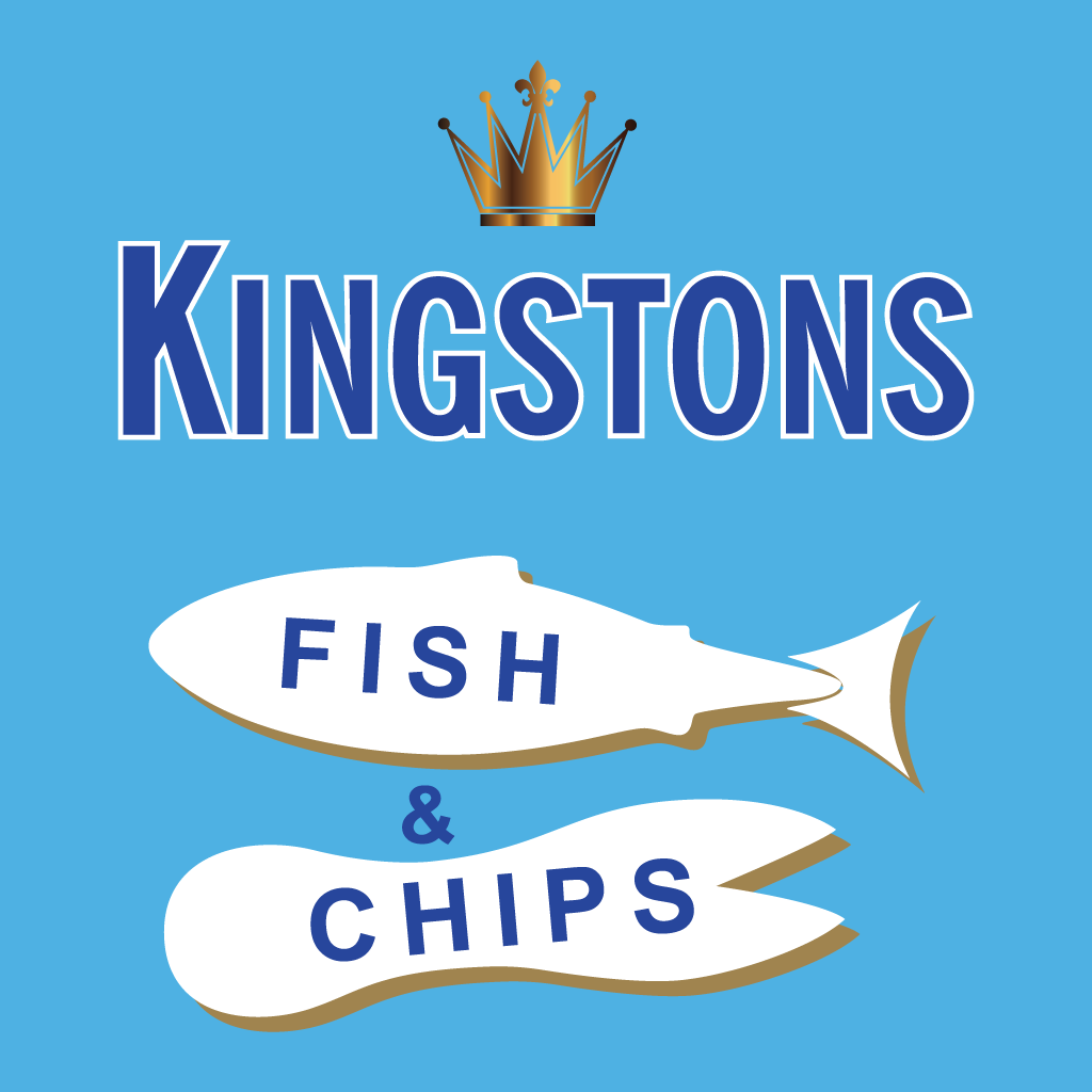 Kingstons Fish and Chips Online Takeaway Menu Logo