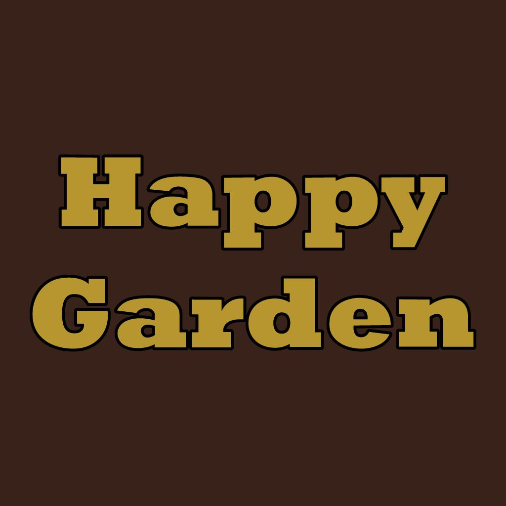 Happy Garden Online Takeaway Menu Logo