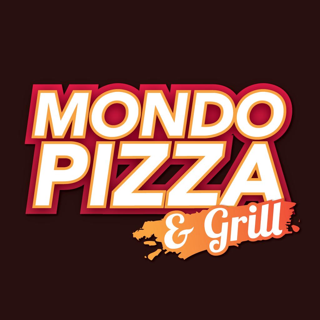 Mondo Pizza & Grill Online Takeaway Menu Logo