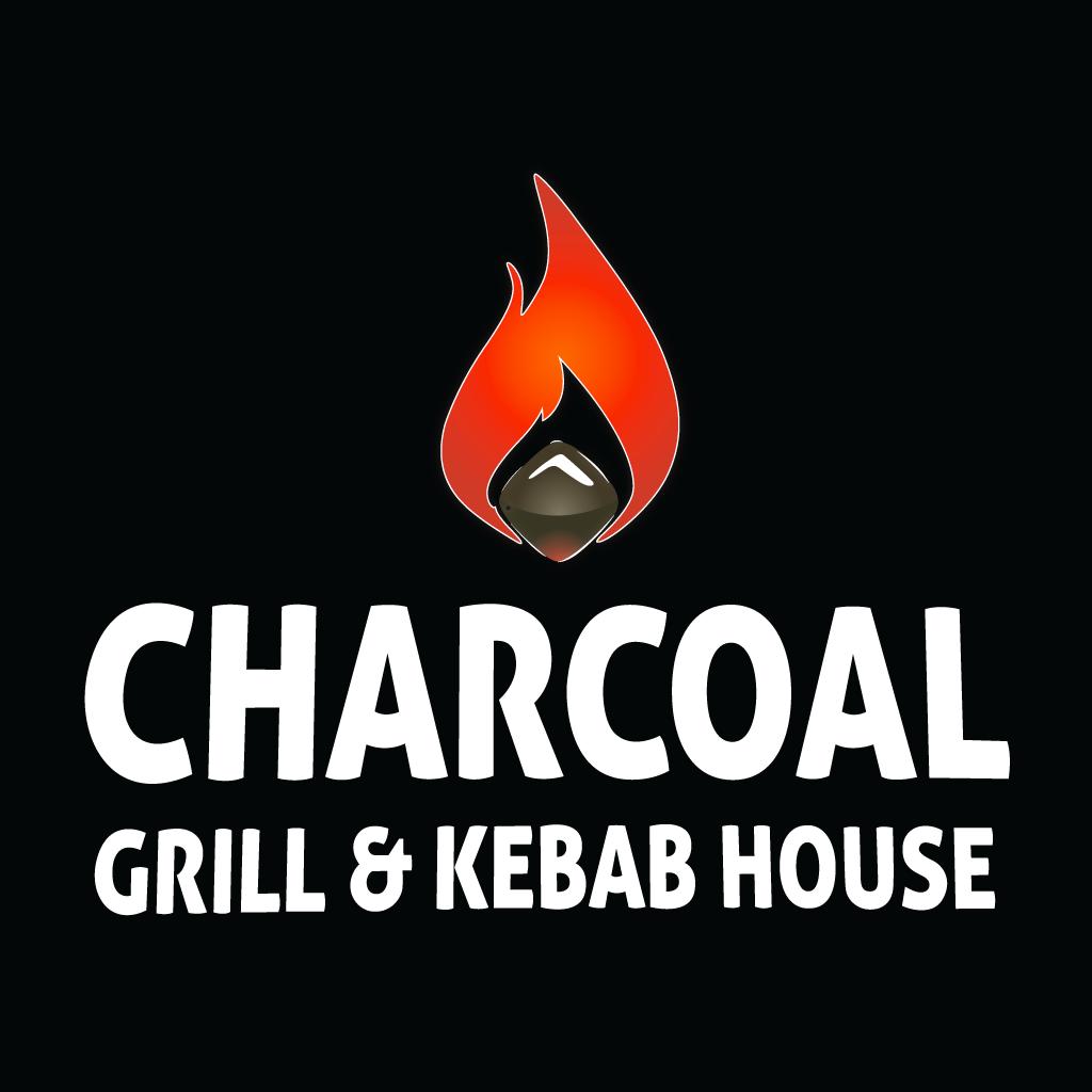 Charcoal Grill and Kebab House Online Takeaway Menu Logo