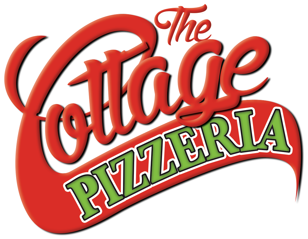 The Cottage Pizzeria Online Takeaway Menu Logo