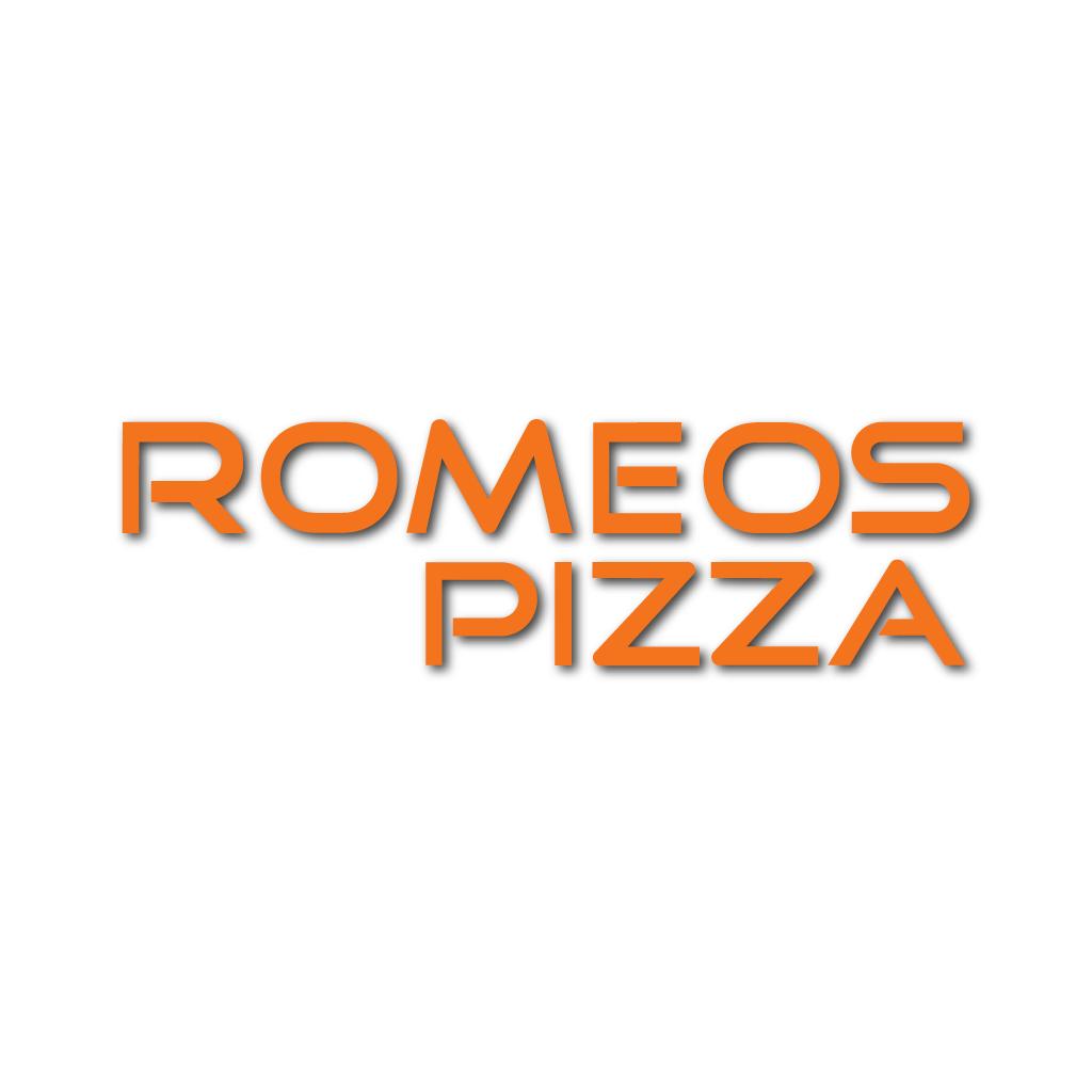 Romeos Pizza Online Takeaway Menu Logo