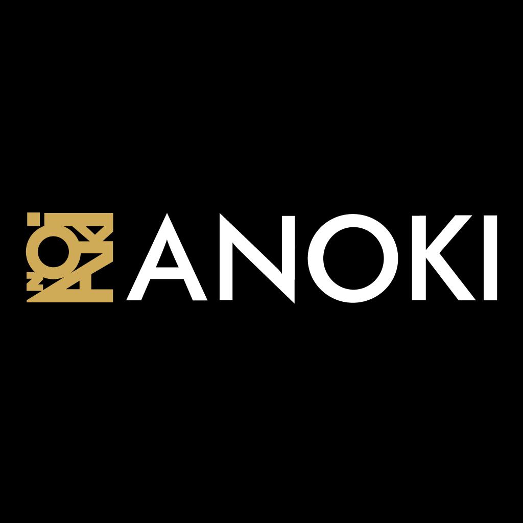 Anoki Online Takeaway Menu Logo