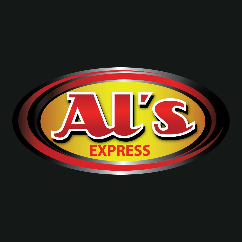 Als Express Online Takeaway Menu Logo