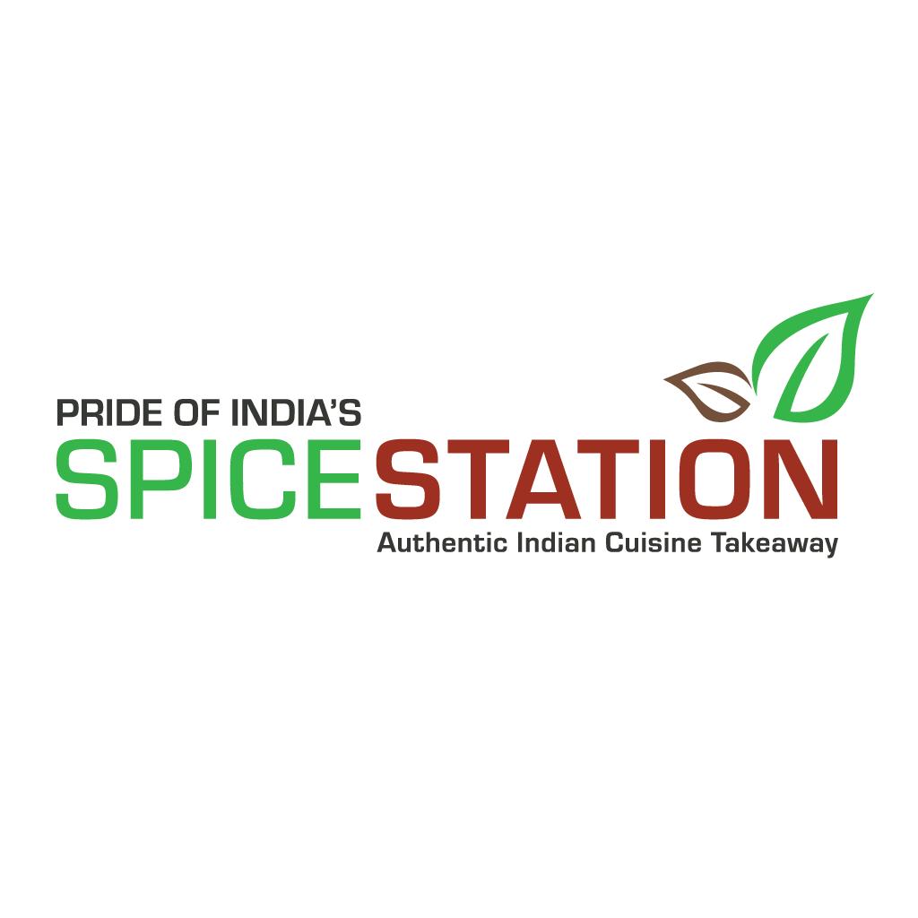 Spice Station Takeaway Logo