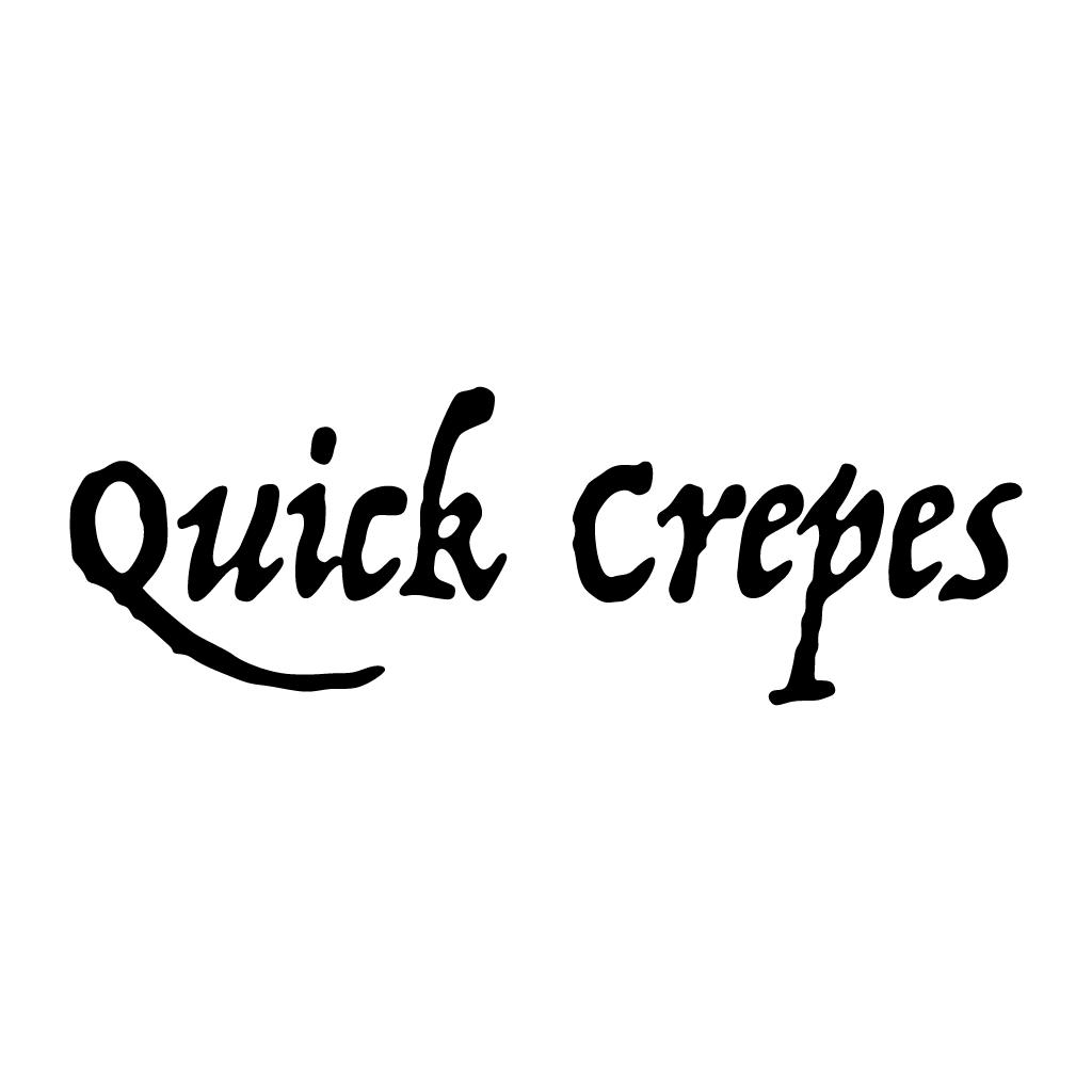 Quick Crepes Burnley Online Takeaway Menu Logo