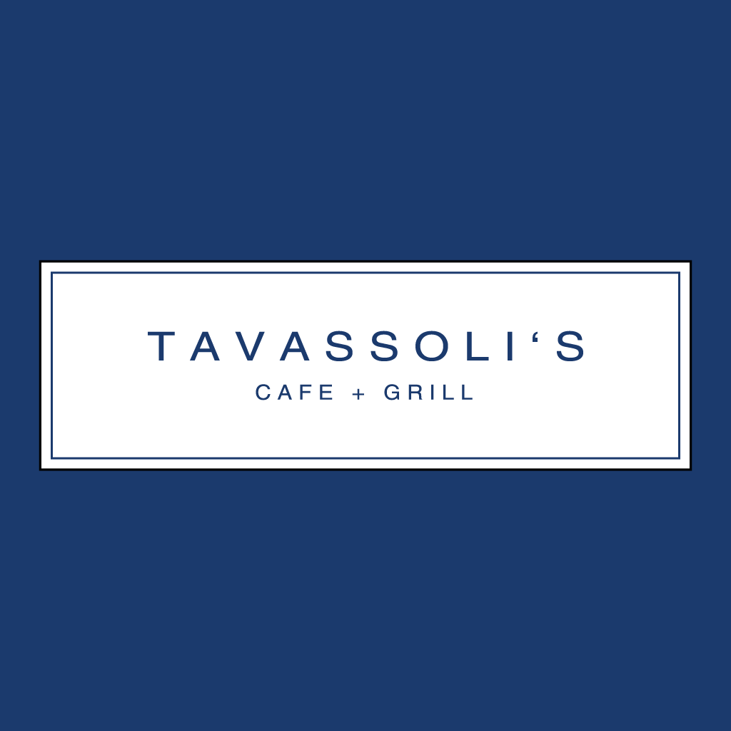 Tavassolis Cafe and Grill Online Takeaway Menu Logo