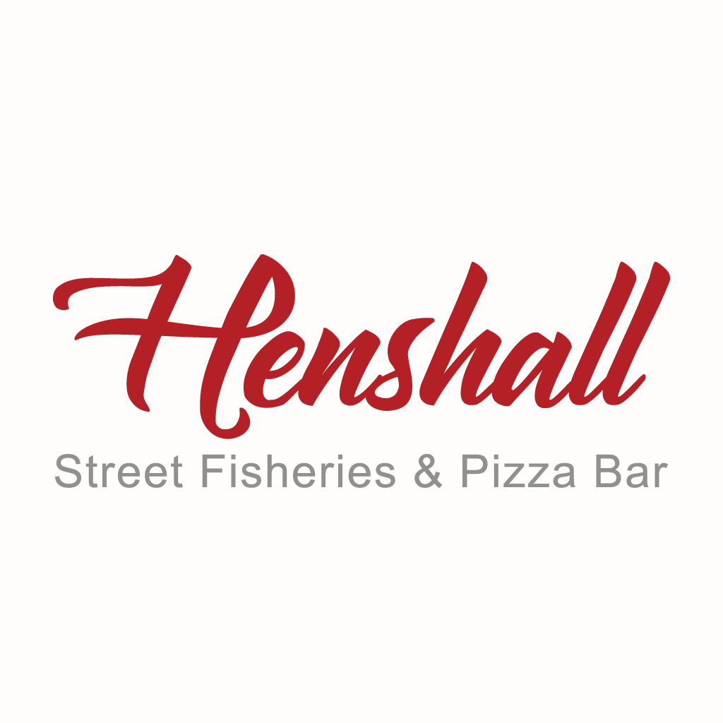 Henshall Street Fisheries & Pizza Bar Online Takeaway Menu Logo