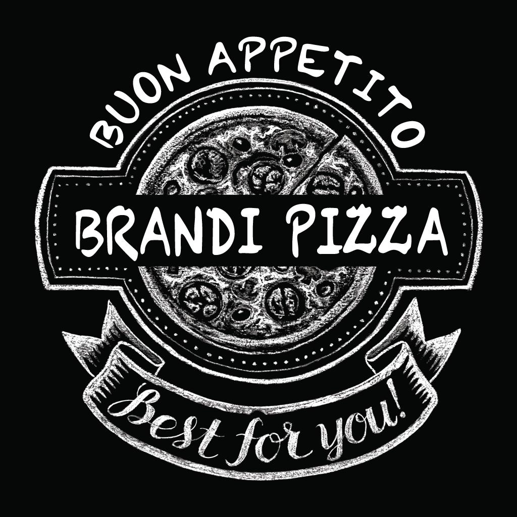 Brandi Pizza Online Takeaway Menu Logo