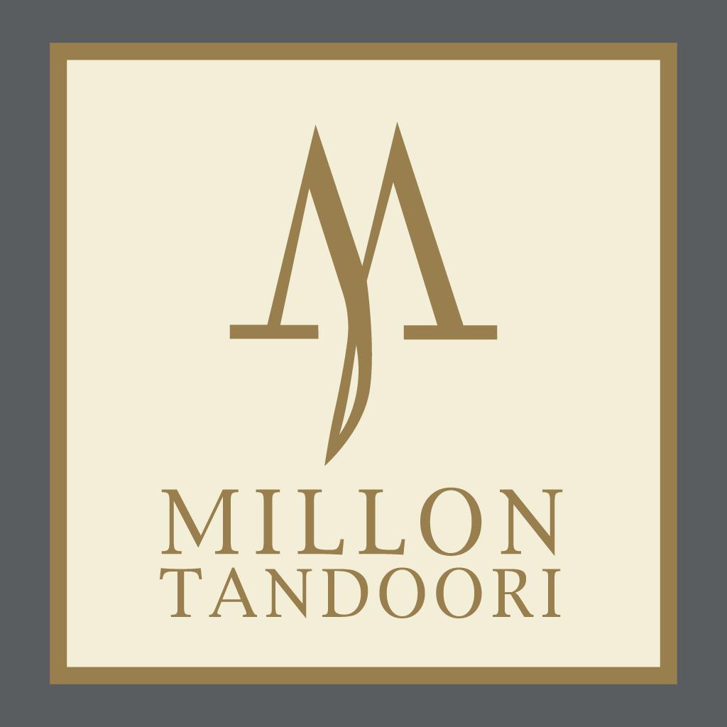 Millon Tandoori Online Takeaway Menu Logo