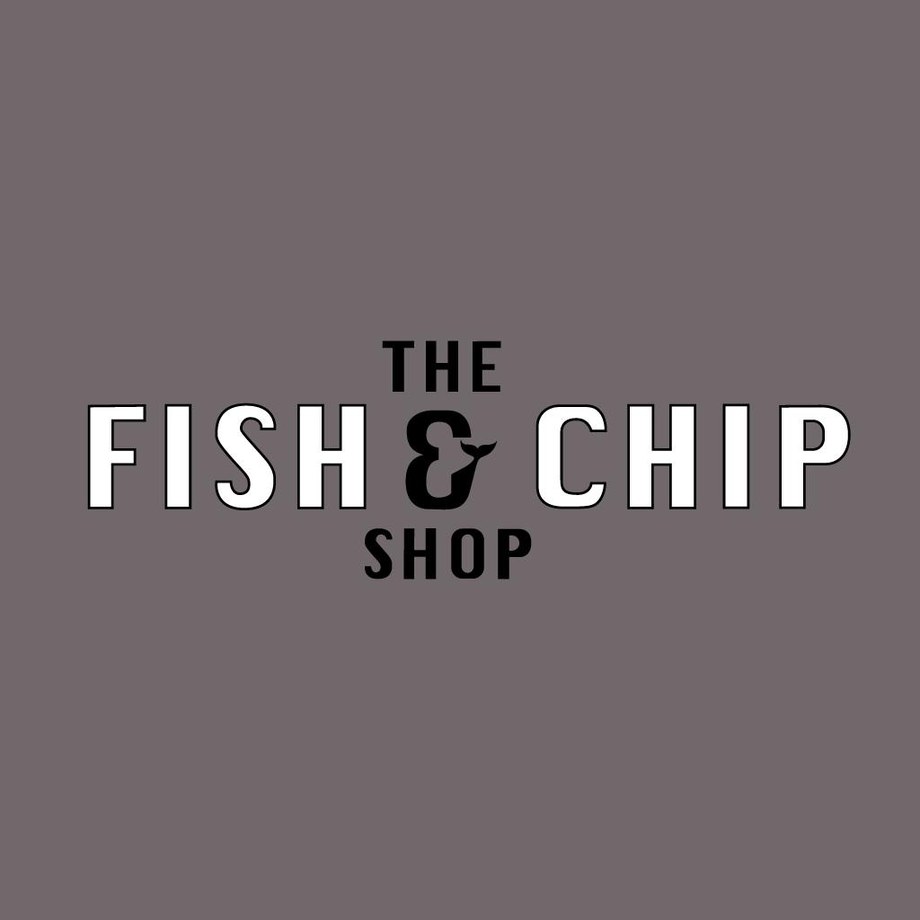 The Fish & Chip Shop Online Takeaway Menu Logo