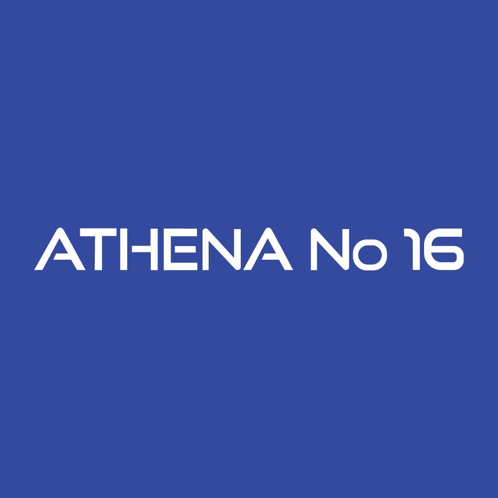 Athena No16 Online Takeaway Menu Logo