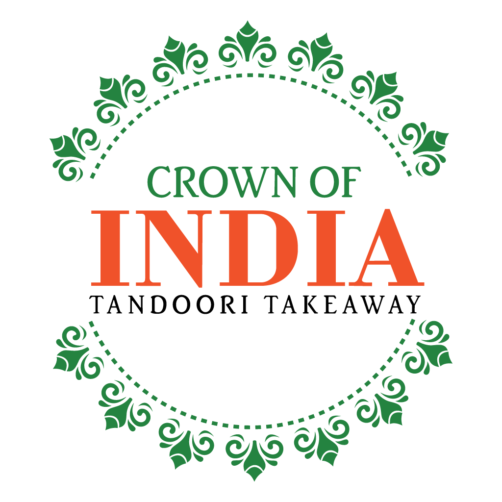Crown Of India Takeaway Logo