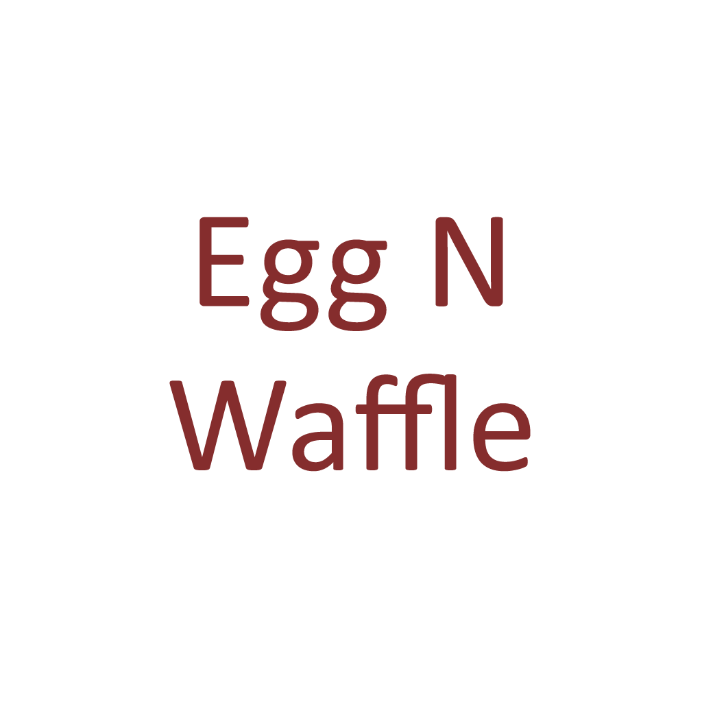 Egg N Waffle  Online Takeaway Menu Logo