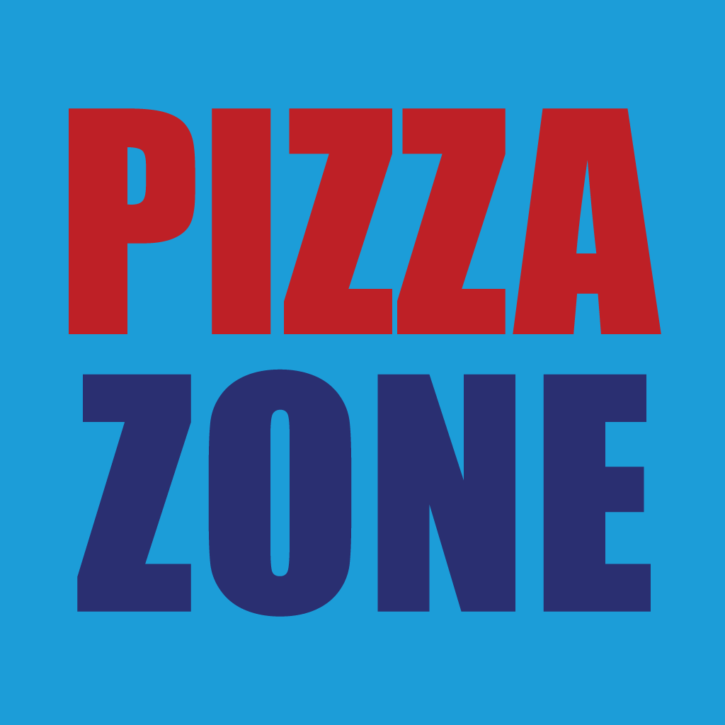 Pizza Zone Online Takeaway Menu Logo