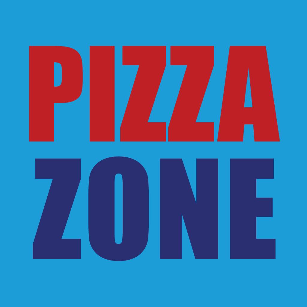 Pizza Zone Online Takeaway Menu Logo