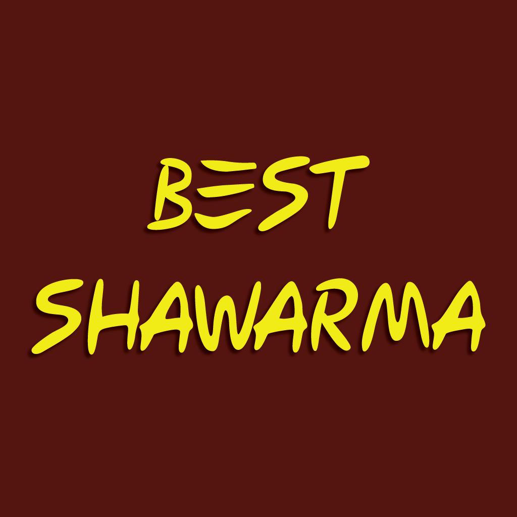 Best Shawarma Online Takeaway Menu Logo