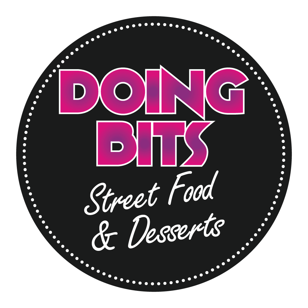Doing Bits Street Food & Desserts Online Takeaway Menu Logo