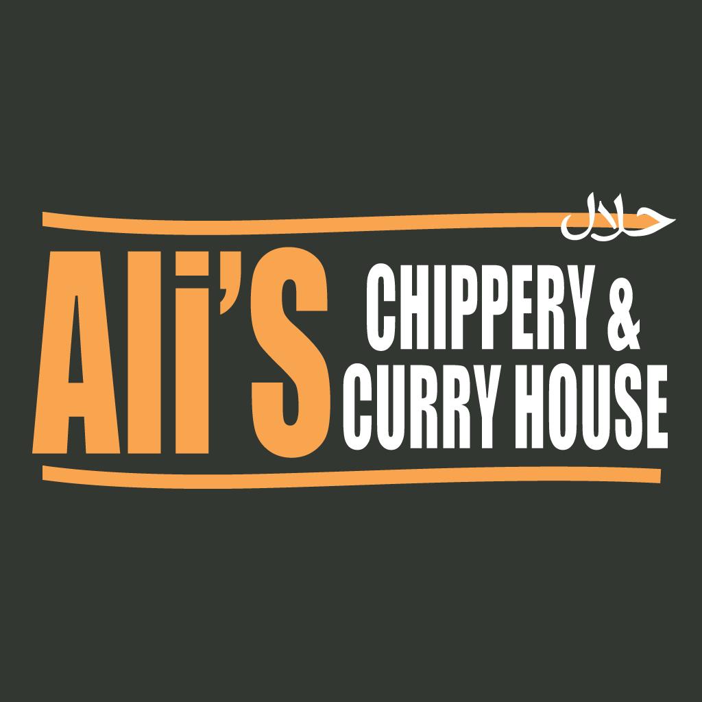 Ali's Chippy & Takeaway Online Takeaway Menu Logo
