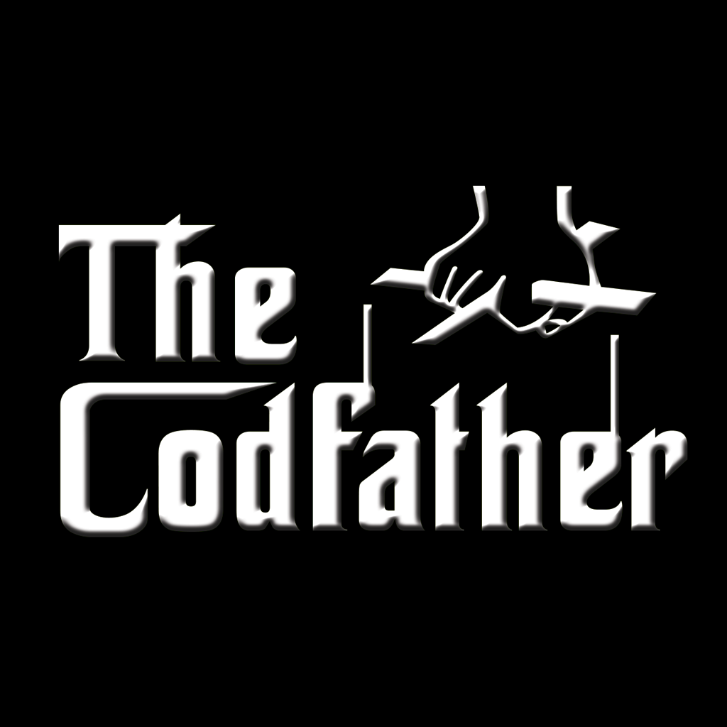 The Codfather  Online Takeaway Menu Logo