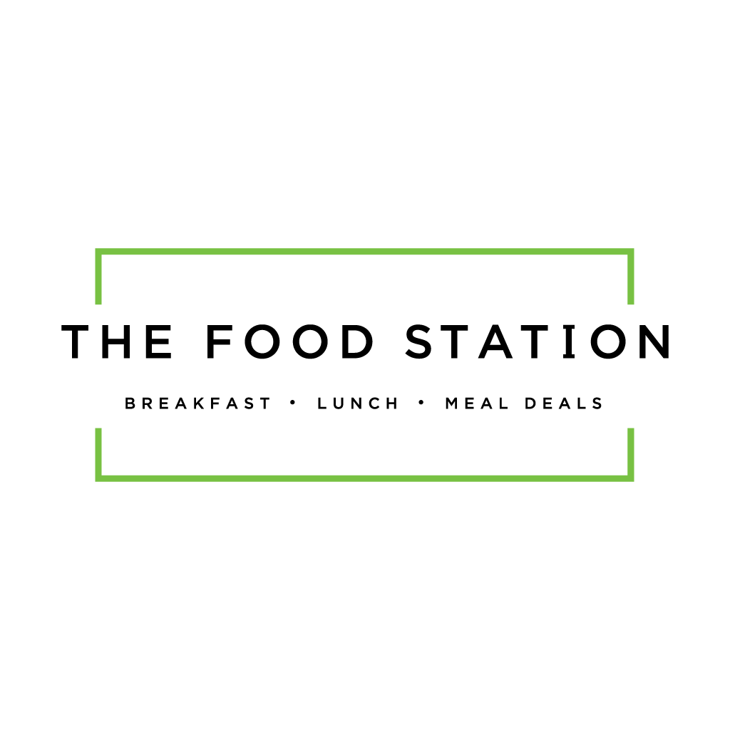 The Food Station  Online Takeaway Menu Logo