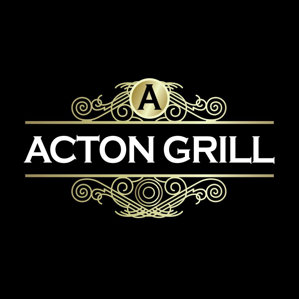 Acton Grill Online Takeaway Menu Logo