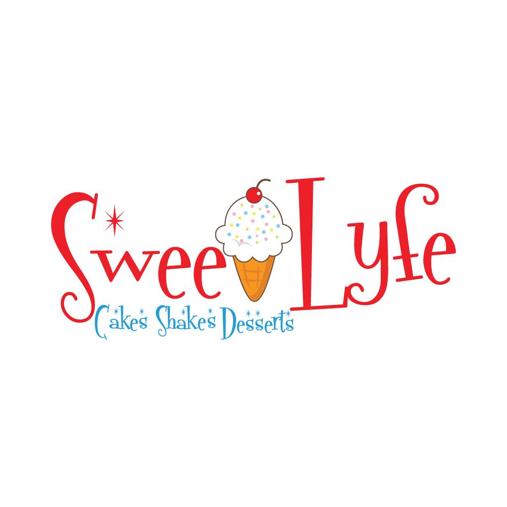 Sweet Lyfe Desserts  Online Takeaway Menu Logo