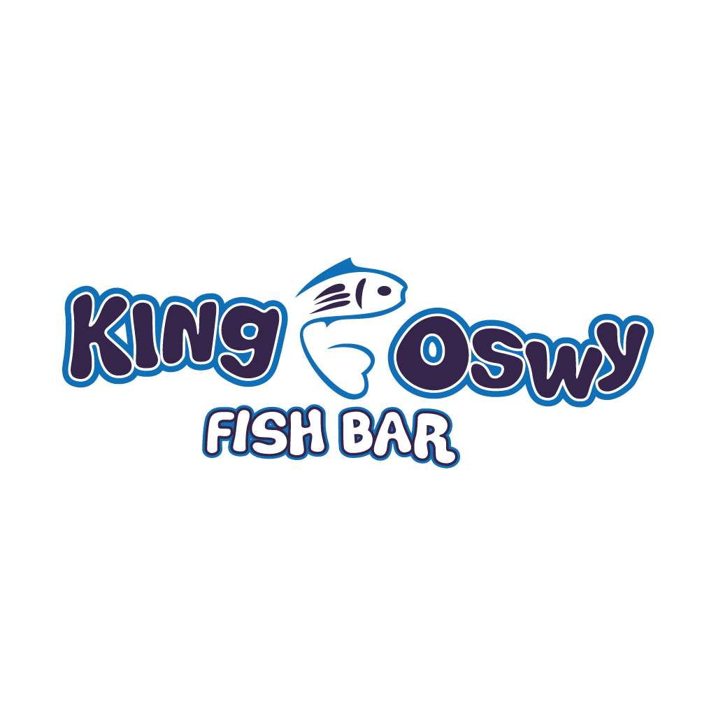 King Oswy Fish Bar  Online Takeaway Menu Logo
