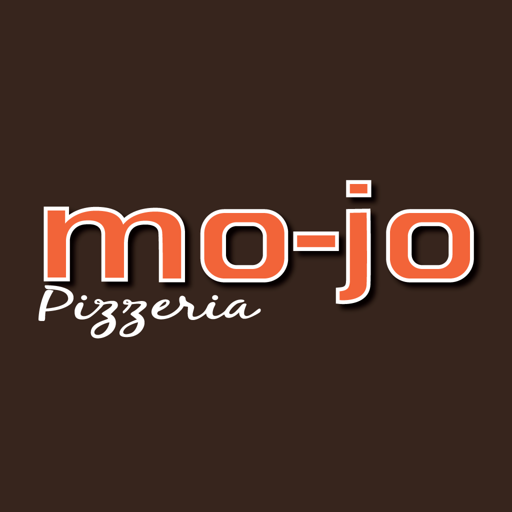Mo Jo Pizzeria Online Takeaway Menu Logo
