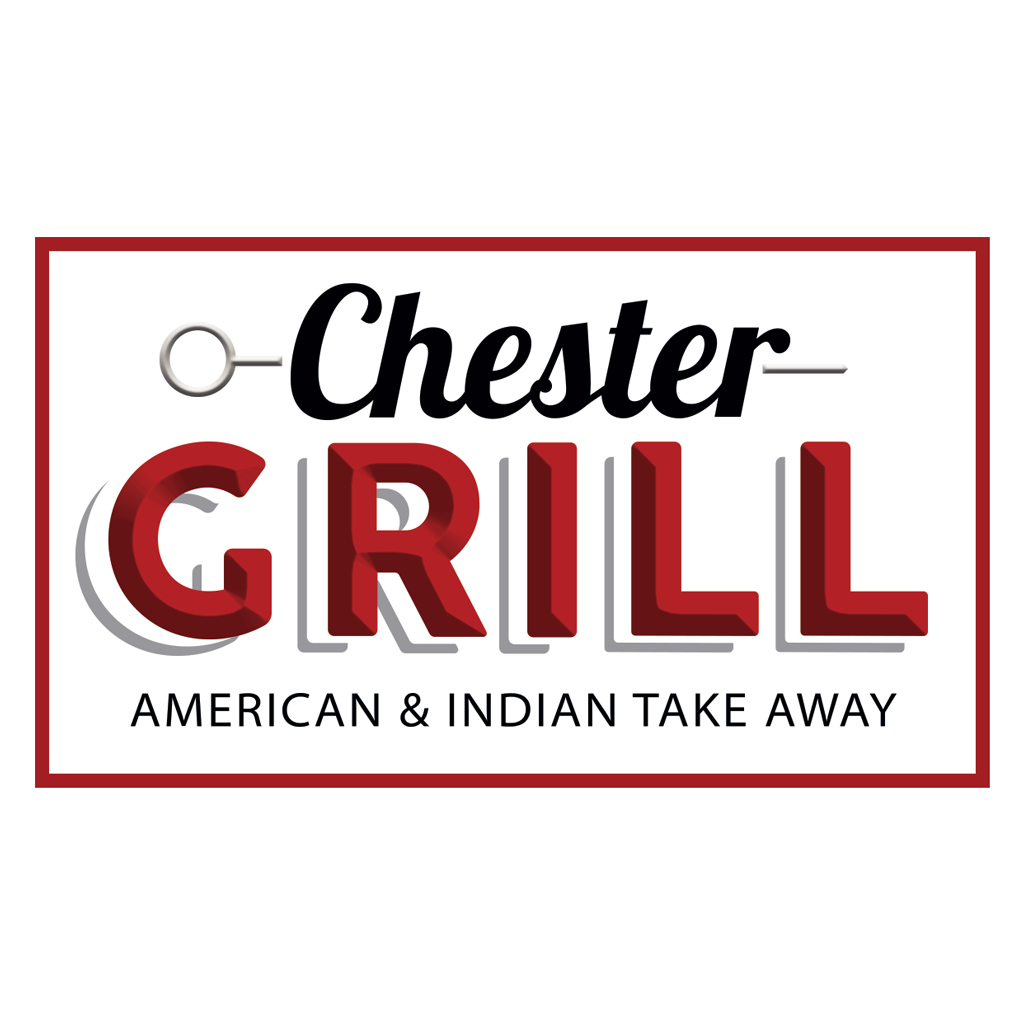 Chester Grill American & Indian Takeawa... Online Takeaway Menu Logo