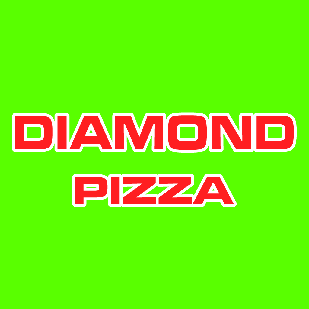 Diamond Pizza  Online Takeaway Menu Logo