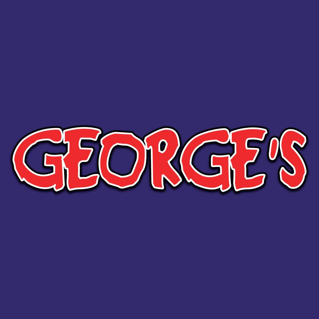 Georges Takeaway Online Takeaway Menu Logo