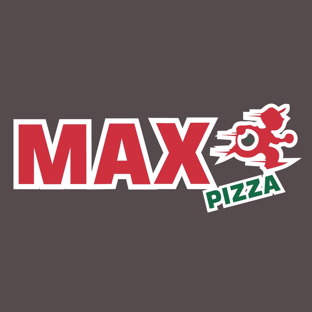 Pizza Max  Online Takeaway Menu Logo